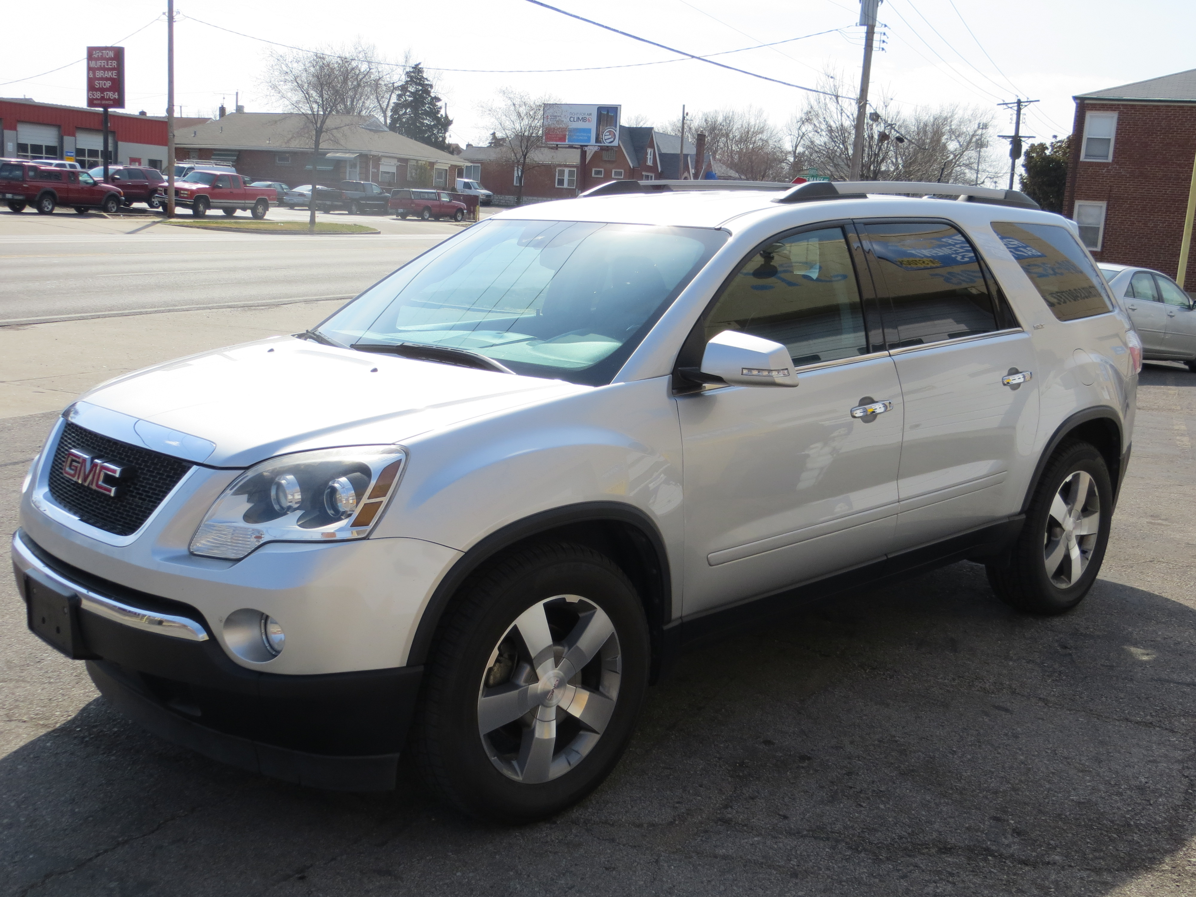 2012 GMC Acadia for sale